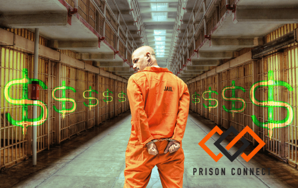 Working in a Prison. How much do prisoners make?