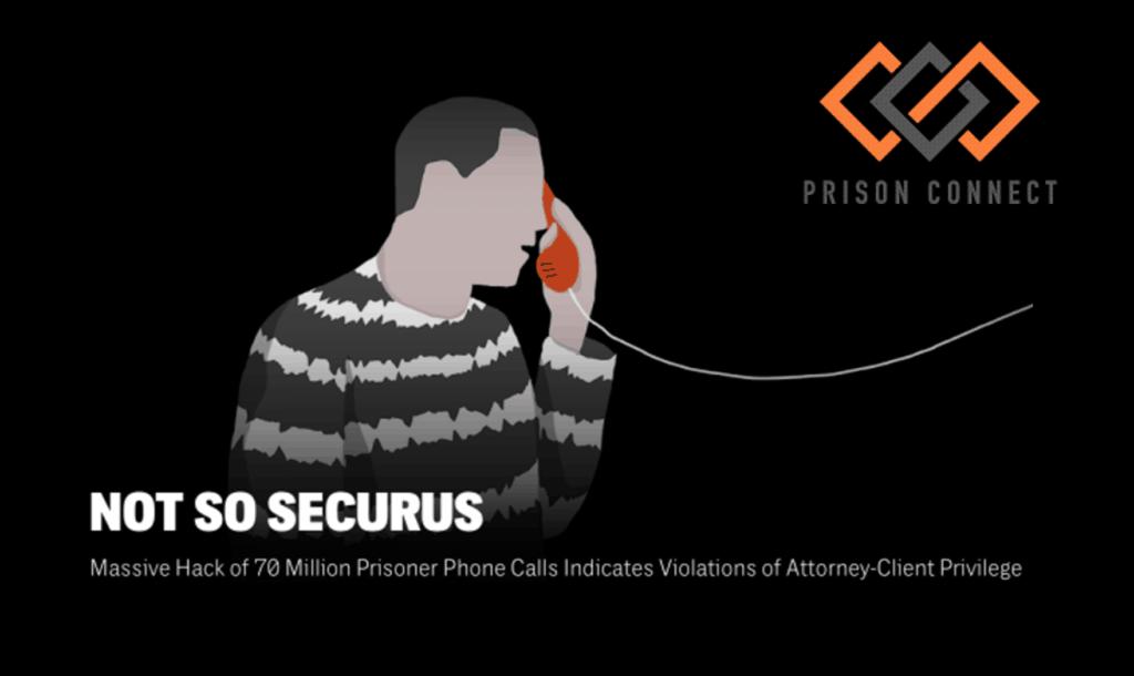 What did the Securus Data Leak show?