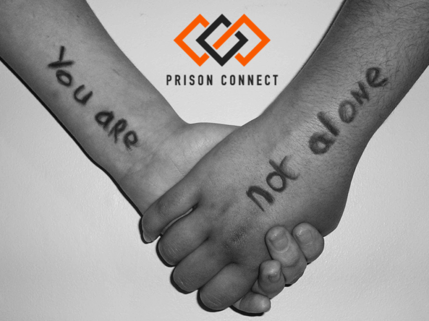 You Are Not Alone: Support and Encouragement for Inmate's Family and Friends